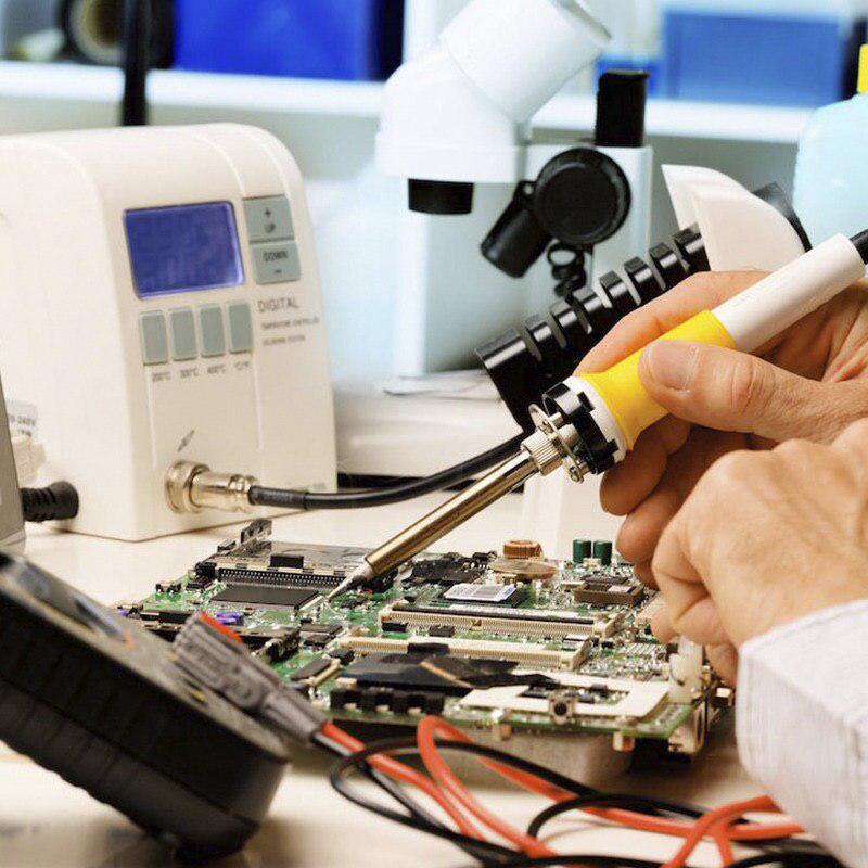 Ремонт и обслуживание оборудования, проектировка