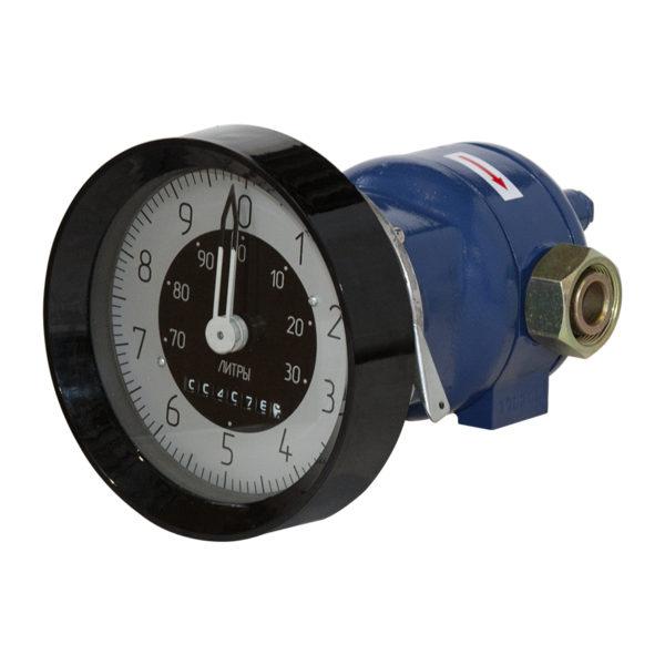 Счетчик жидкости объемный TechnoTech серии Т25-AL10