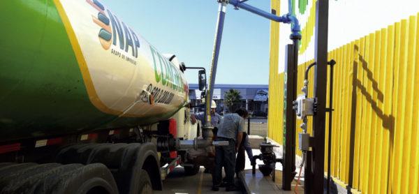 Gassoflex loading arms