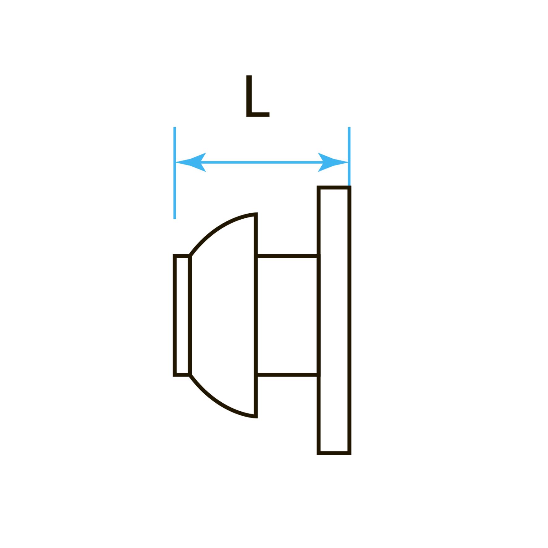 KF-Адаптер с фланцем DIN PN 10 / 16