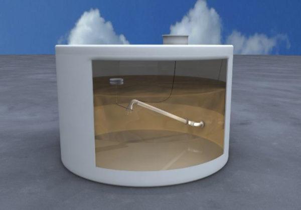 Устройство забора нефтепродуктов для вертикальных резервуаров - модель 765