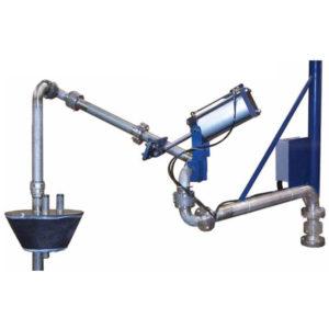 Пневматические или гидравлические устройства балансировки