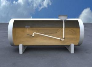 Устройство забора нефтепродуктов — модель 764 (забор сверху)