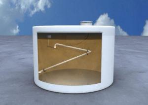Устройство забора нефтепродуктов для больших вертикальных резервуаров — модель 766