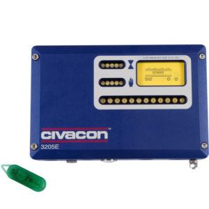 Бортовой ROM II монитор предотвращения перелива CIVACON 3205Е