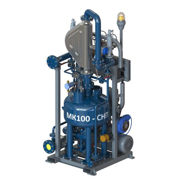 Модуль для учета и дозированного отпуска СНП серии МК100